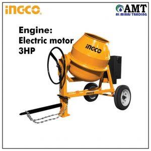Electric concrete mixer - CM9011
