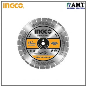 Diamond disc for concrete cutting Laser welded rim - DMD044052