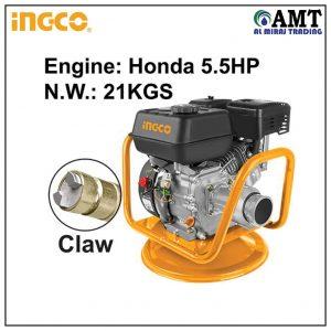 Gasoline concrete vibrator(Claw type) - GVR-1